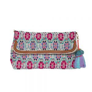 Giselle Tassel Cross Body Bag