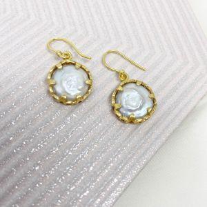 Petit St Vincent Pearl Earrings