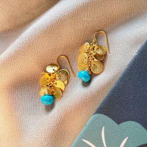 Winona Earrings Turquoise