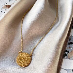 Ashiana Coin Gold Necklace