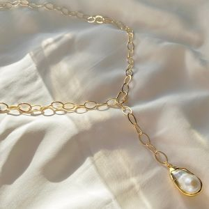 Perla Chain Multiway Necklace