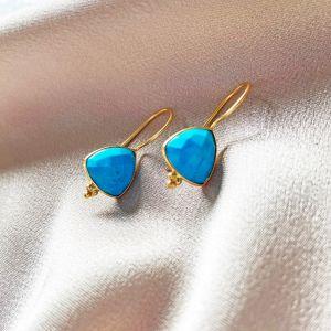 Lola Earrings Turquoise
