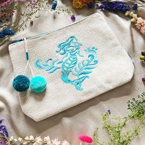 Los Angeles Mermaid Travel Bag