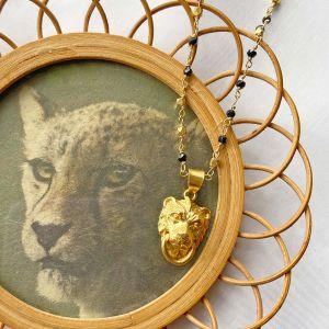Leo Pendant Necklace
