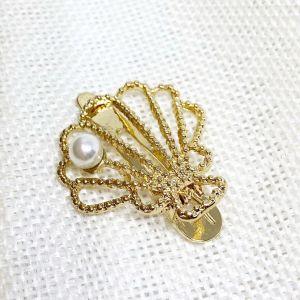 Ocean Pearl Hair Clip