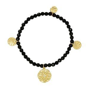 Roma Bracelet Black