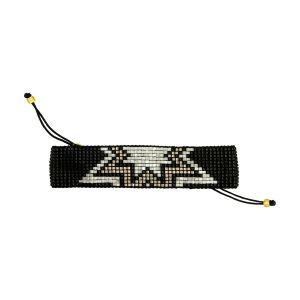 Alhambra Bracelet Black