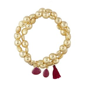 Goa Bracelet Berry Agate