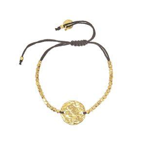 Paige Festival Bracelet  Black