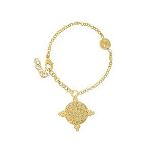 India Gold Bracelet