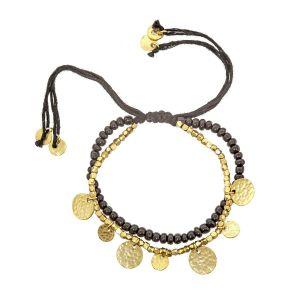 Cleo Bracelet black
