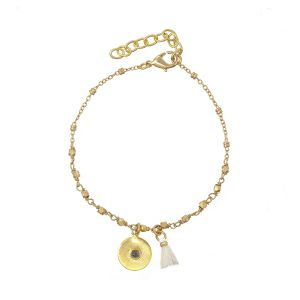 Calvados Bracelet White