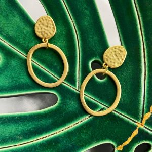 Villar Gold Earrings