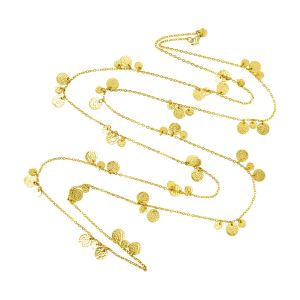 Alena Necklace Gold
