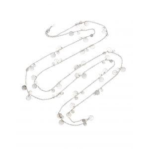 Alena Necklace Silver