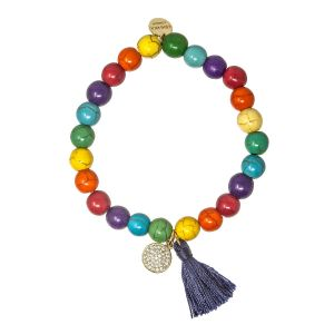 Acropolis Rainbow Bracelet