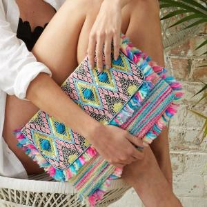 Ibiza Clutch bag