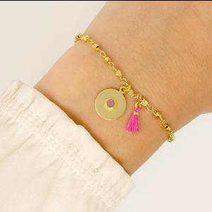 Calvados Bracelet Pink