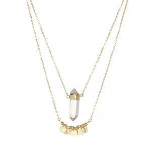 Golden Sands Necklace
