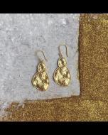 Secret Earrings Gold