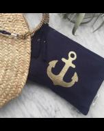 Ashiana Nautical Tropics Makeup Bag
