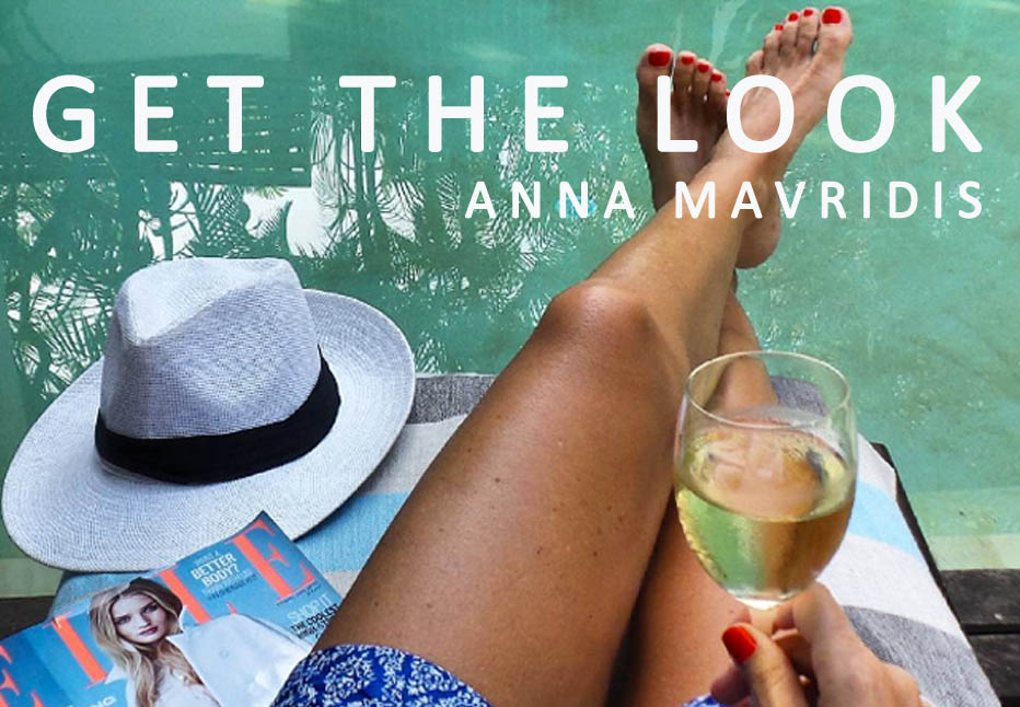 Get the Look with Anna Mavridis