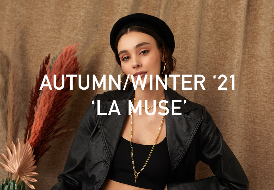 Welcome 'La Muse'