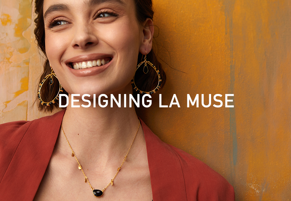 Designing the new collection La Muse
