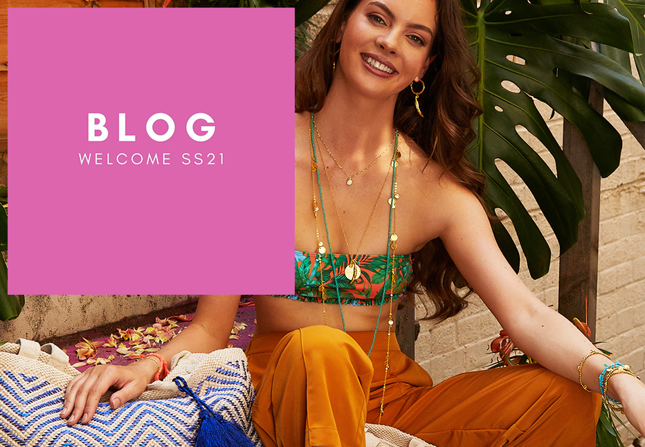 The SS21 collection is here!Browse gorgeous new jewellery & accessories online now.