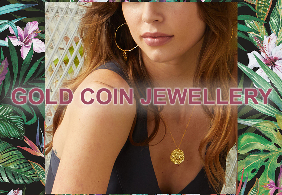 Gold coin jewellery edit.