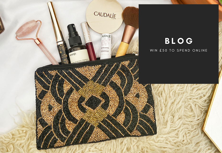 WIN: £50 to spend online