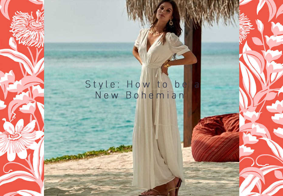 Style: How to be a New Bohemian