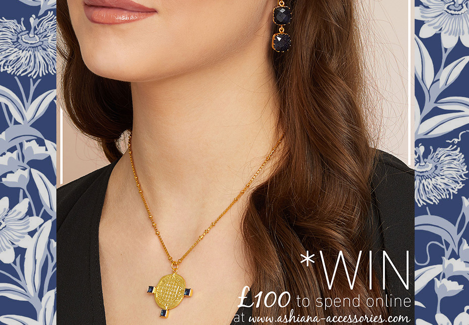 Win £100 gift voucher to spend online with us!