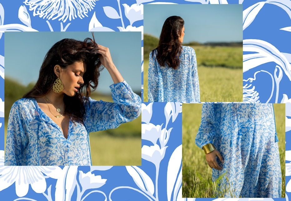 f4fd345124ec All materials used are natural breathable fibres that make Ella India the  perfect summer choice